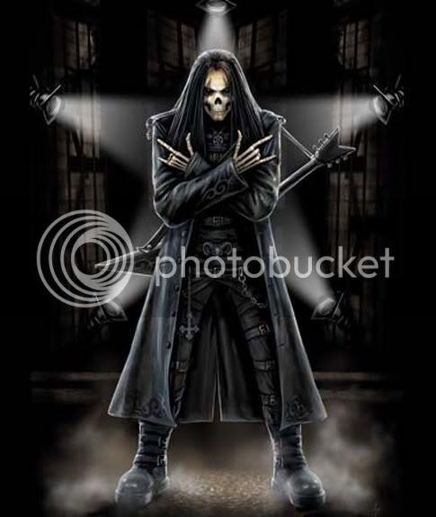 Infiniti's Pic RockerSkeleton