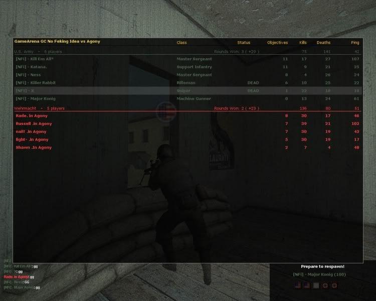 GA Match: NFi 4a