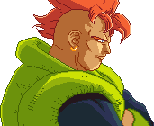 Dragon Ball  Collection Android16
