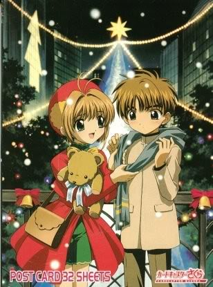 [Thư viện - Download]Anime Music Album Carte_postale_card_captor_sakura