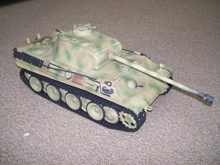 For Sale:  Heng Long Panther  SOLD Pantherg