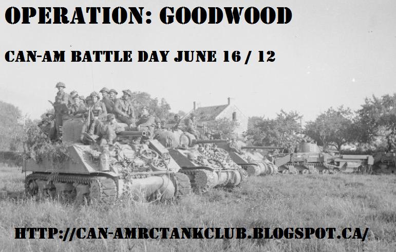 CAN-AM Battleday June 16th Goodwood