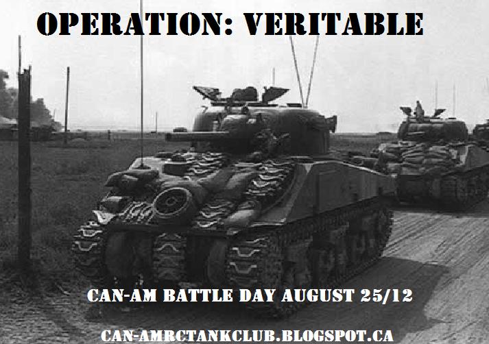 CAN-AM Battleday August 25/12 Veritable