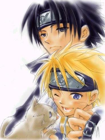 naruto y mas Sasunaru04