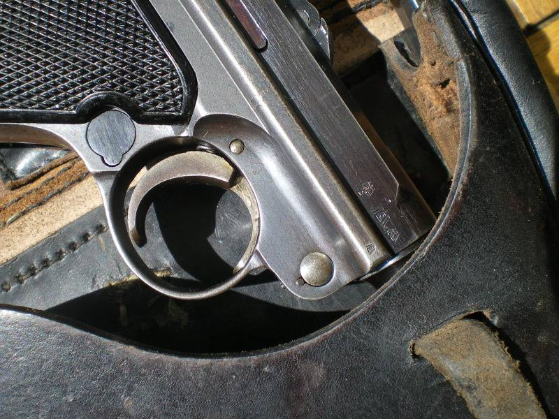 Luger Krieghoff de 1941 IMGP0079