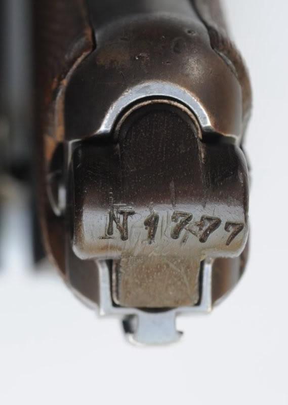 P 04 de la marine allemande n° 68 Magbottom