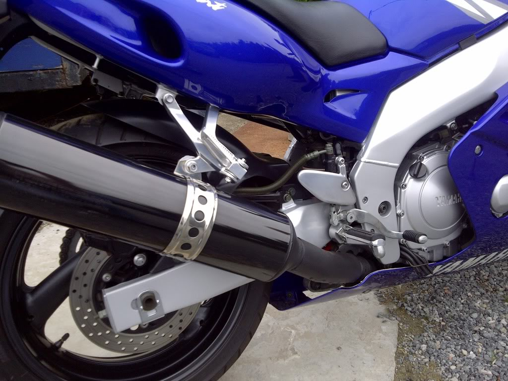 Yamaha YZF600 Thundercat in blue (real showroom condition) IMG-20120610-02907