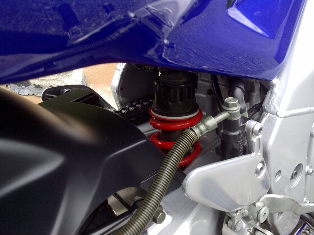Yamaha YZF600 Thundercat in blue (real showroom condition) IMG-20120610-02917