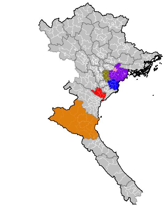 Công cuộc bành trướng lãnh thổ của VN  Dau1209