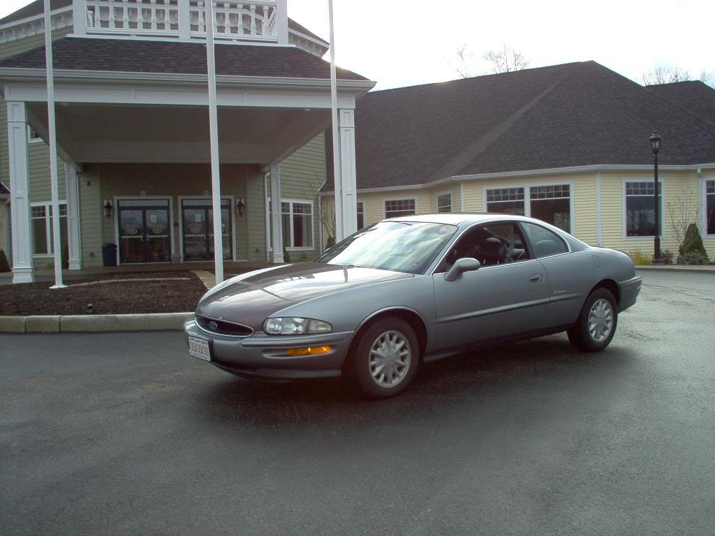 My newer 1995 Riv with newly painted hood. - Page 2 Myfacebook056