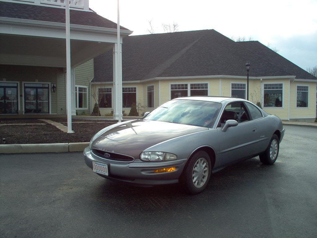 My newer 1995 Riv with newly painted hood. - Page 2 Myfacebook057