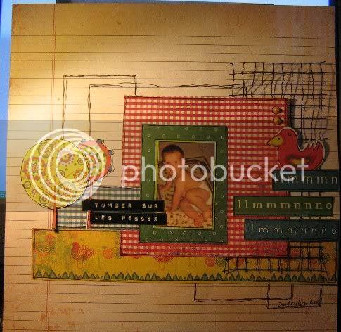 Crop en ligne SE-09 - Défi#18 Les couleurs 1302