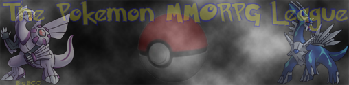 The Pokemon MMORPG League