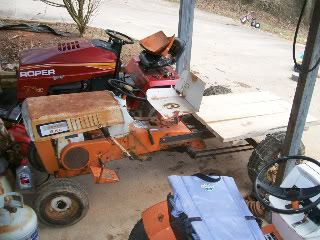 Flatbed Tractor Conversion SearsCustommod002-1