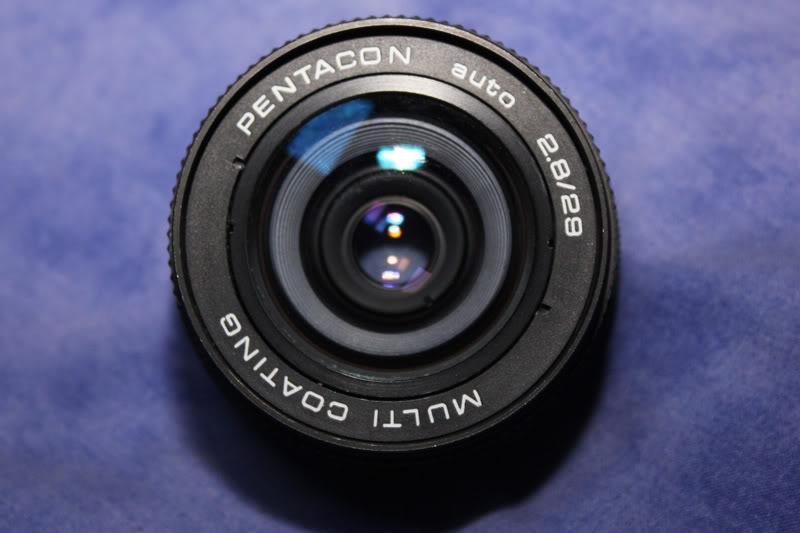 Vend Matos en monture M42 (objectifs et bague) Pentacon01