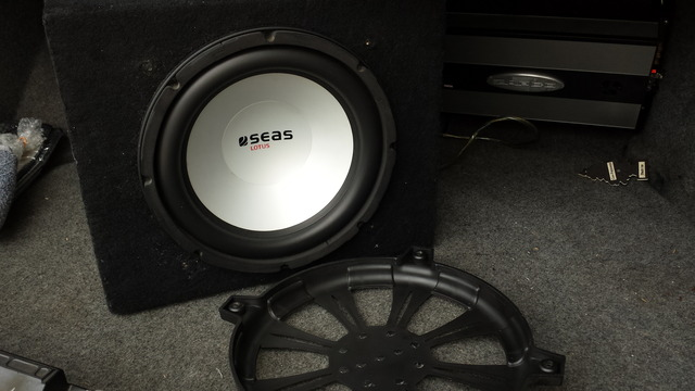 SEAS LOTUS SUBWOOFER 12 INCH (SOLD) 20151002_161254_zpsrby0cyo4