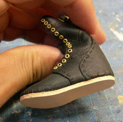 1/6 Canadian Boots (High Top) 25-1