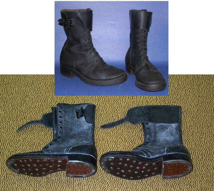 1/6 Canadian Boots (High Top) 39