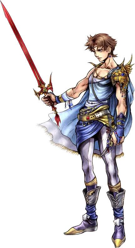 [Preview] Dissidia: Final Fantasy Dissidia_Bartz