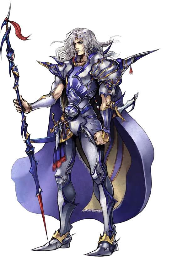 [Preview] Dissidia: Final Fantasy Dissidia_Cecil