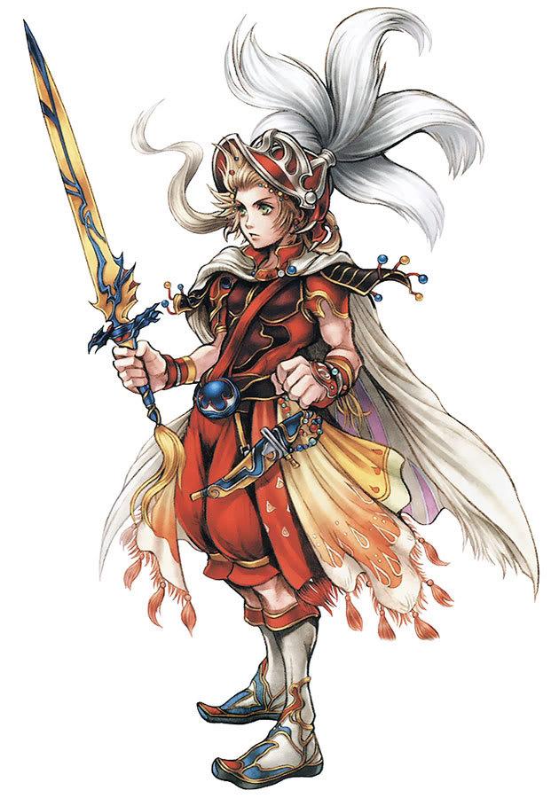 [Preview] Dissidia: Final Fantasy Dissidia_OnionKnight