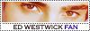 Ed Westwick Fan Bouton001