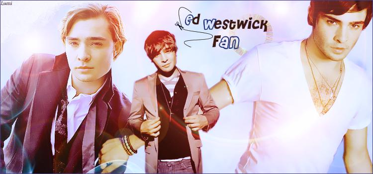 Ed Westwick Fan