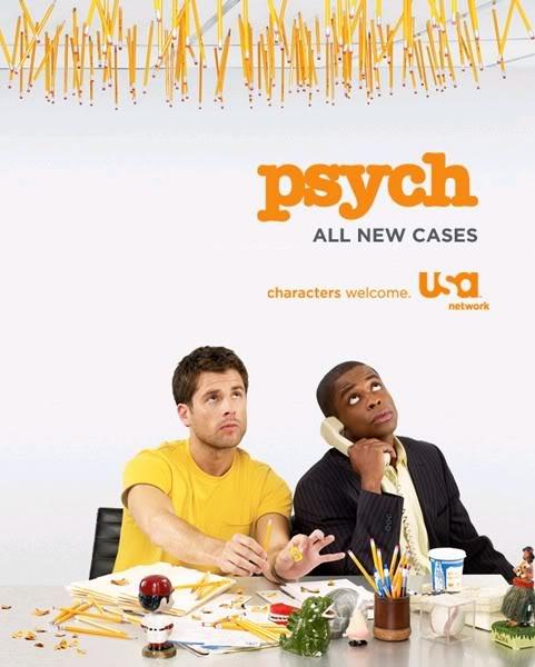 Psych (Enquêteur malgré lui) Psych1