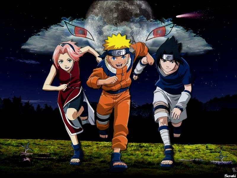 أكبر مجموعة صور لشخصيات ناروتو Naruto20Team20800x600