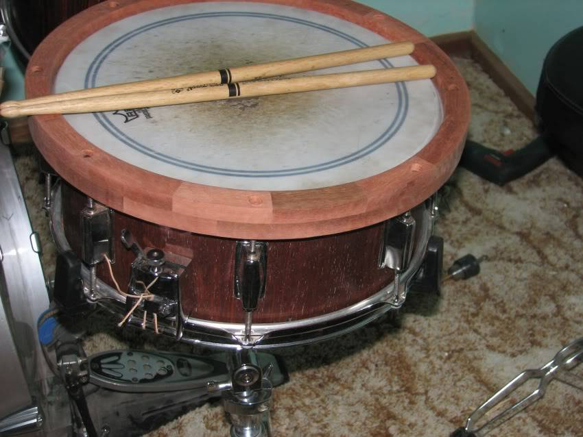 What kind of wood for my new snare? - Page 5 Segmentedjig024