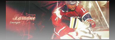 Montréal Canadiens. 2009laraque12