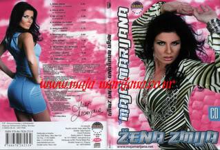 Najljepsi CD Omot? Maja_Marijana__Zena_Zmija_