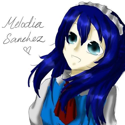Melodia Sanchez + ADULT MEL ;D (Or Blackheart, as Belle would rather say) [Fanart] Melodiaresize