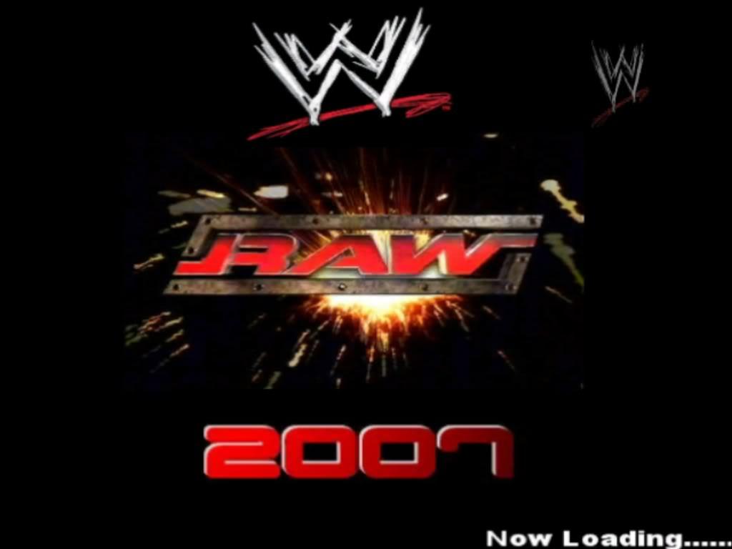 WWE RAW 2007 1