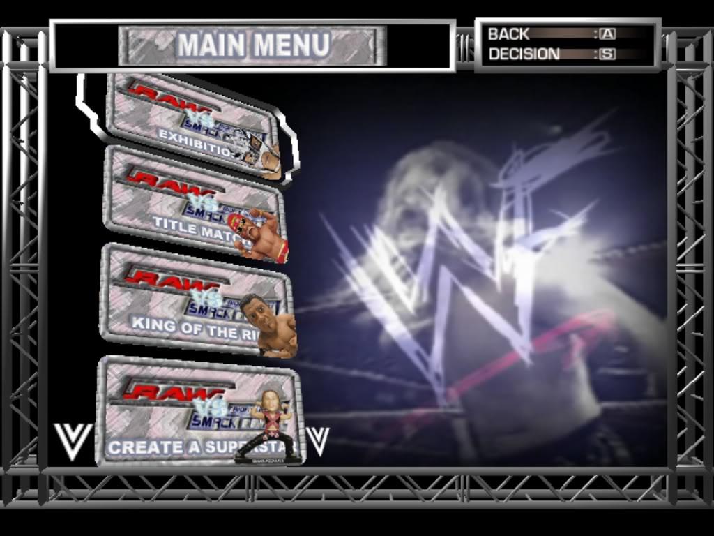 WWE RAW 2007 2