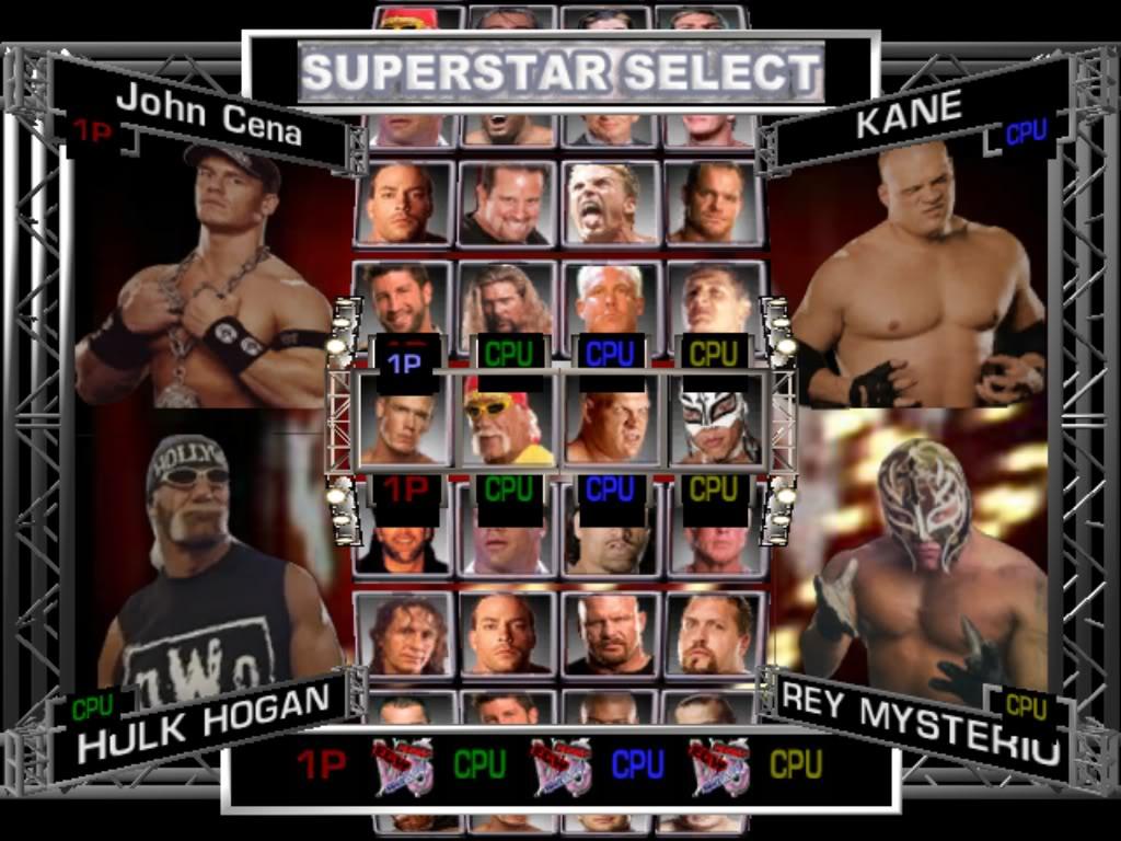 WWE RAW 2007 4