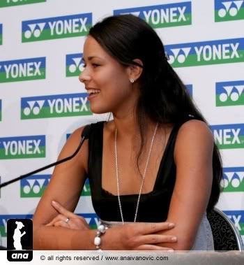 Ana Ivanović AnaYonex