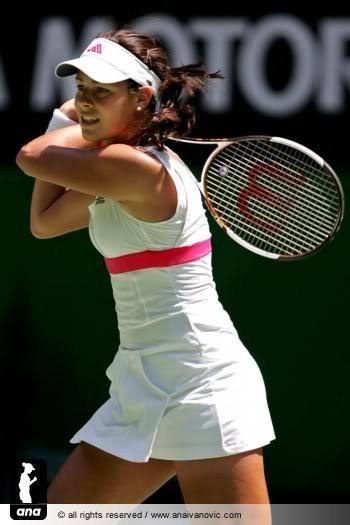 Ana Ivanović Highlights0701