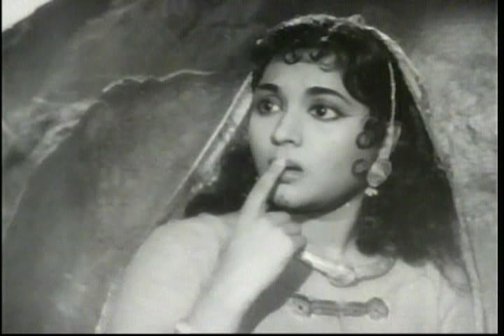 Vyjayanthimala Madhumati2
