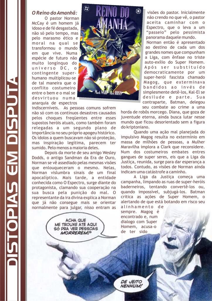 CAPA e PÁGINAS DA EDIÇÃO 26 Distopias003