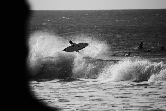 Surfeando en Blanco y Negro DSC_1288