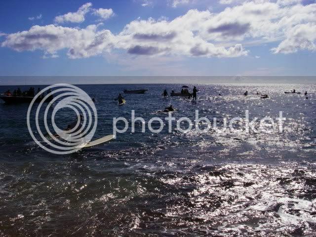 *Fotos del paddle out en Tres Palmas* IMGP2882