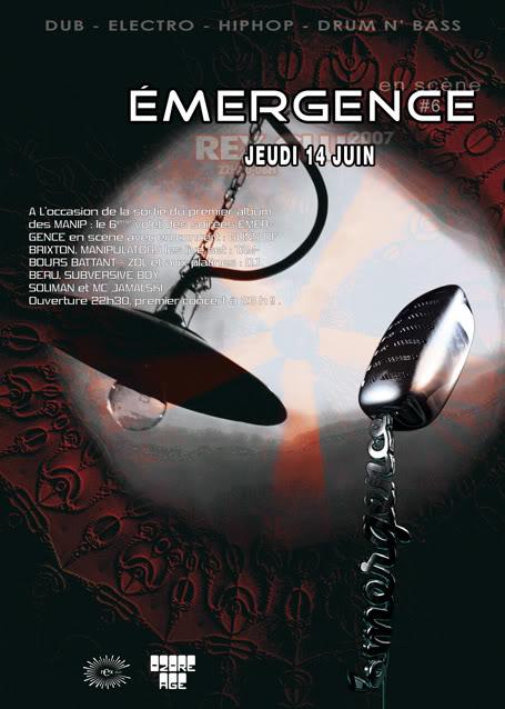 14/06/07 au Rex Club : EMERGENCE EN SCENE #6 Fly_emergence_6r