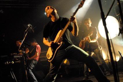 14/06/07 au Rex Club : EMERGENCE EN SCENE #6 Guns