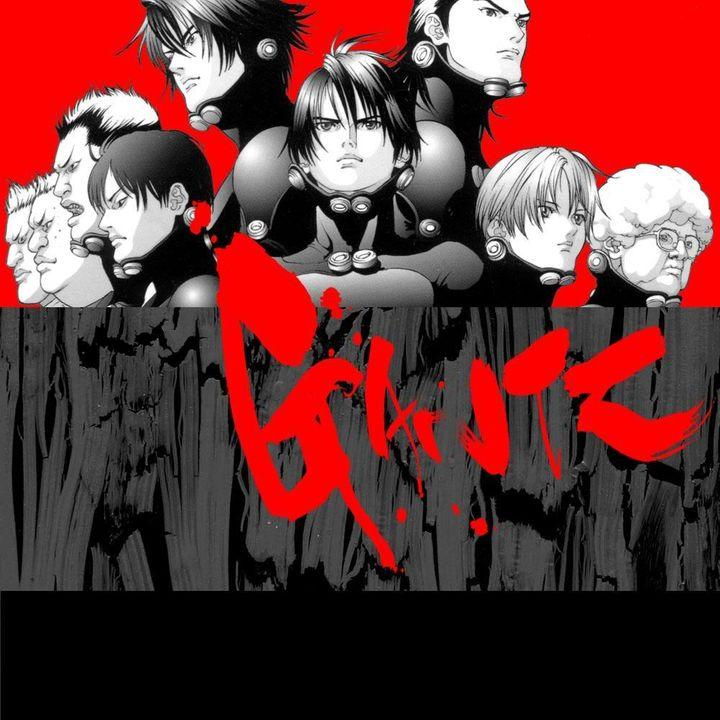Gantz Manga Gantz