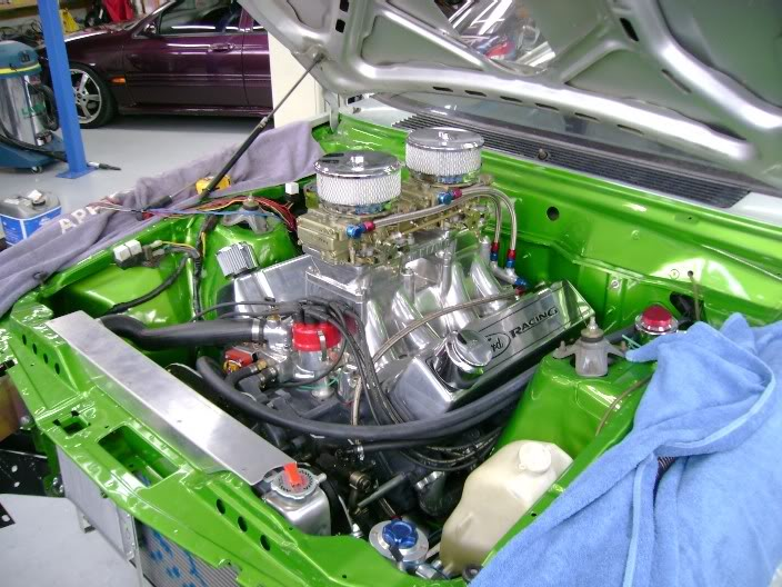 PLEASE POST PICS OF YOUR ENGINES !! - Page 4 XFEngineBay1-1