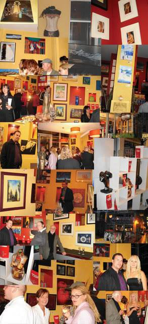 [E] INTRODUCING TALENTED CHRISTCHURCH ARTIST/PHOTOGRAHPER COLLAGEauctionnite3
