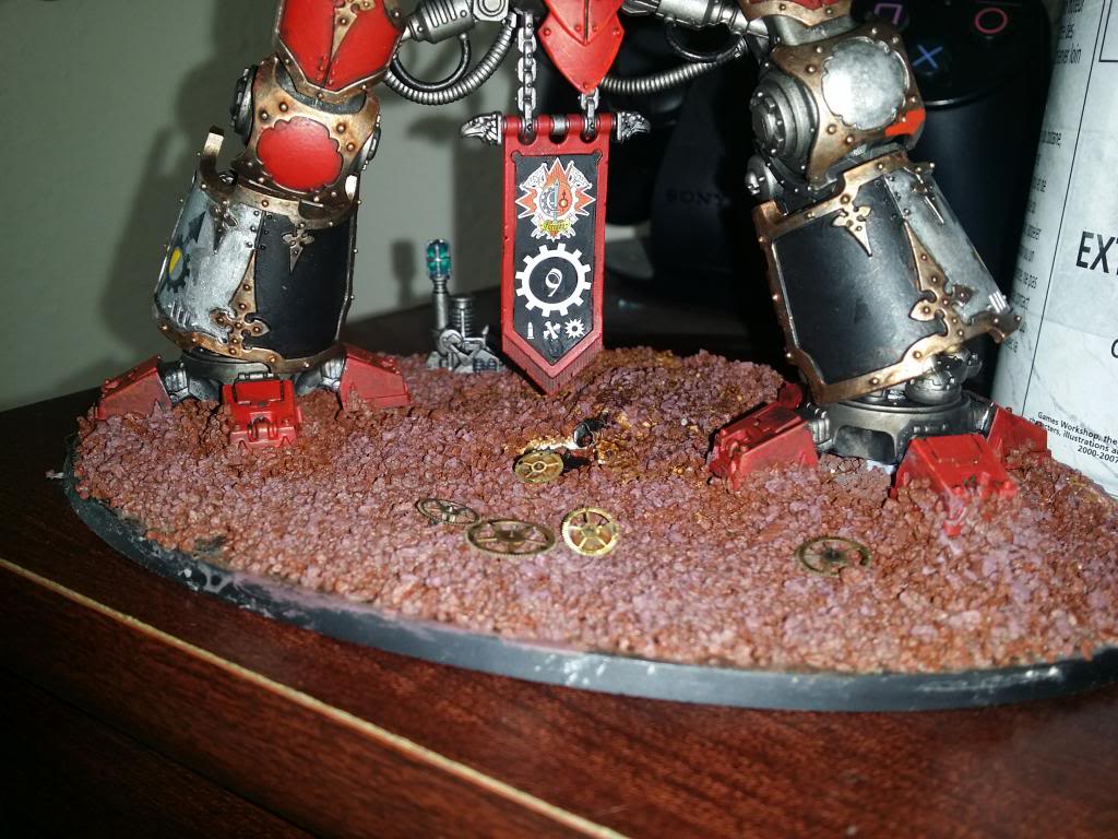 New Territory: Starting an Adeptus Mechanicus themed IG Army 20140406_094240