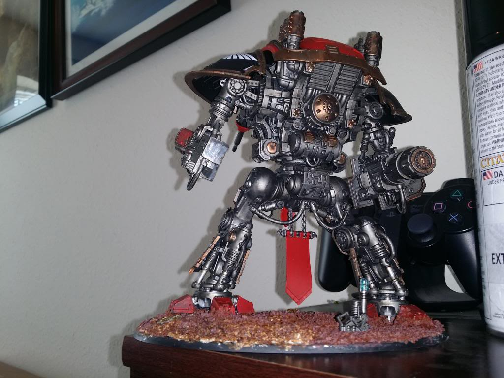 My first Imperial Knight-finished 20140406_094308