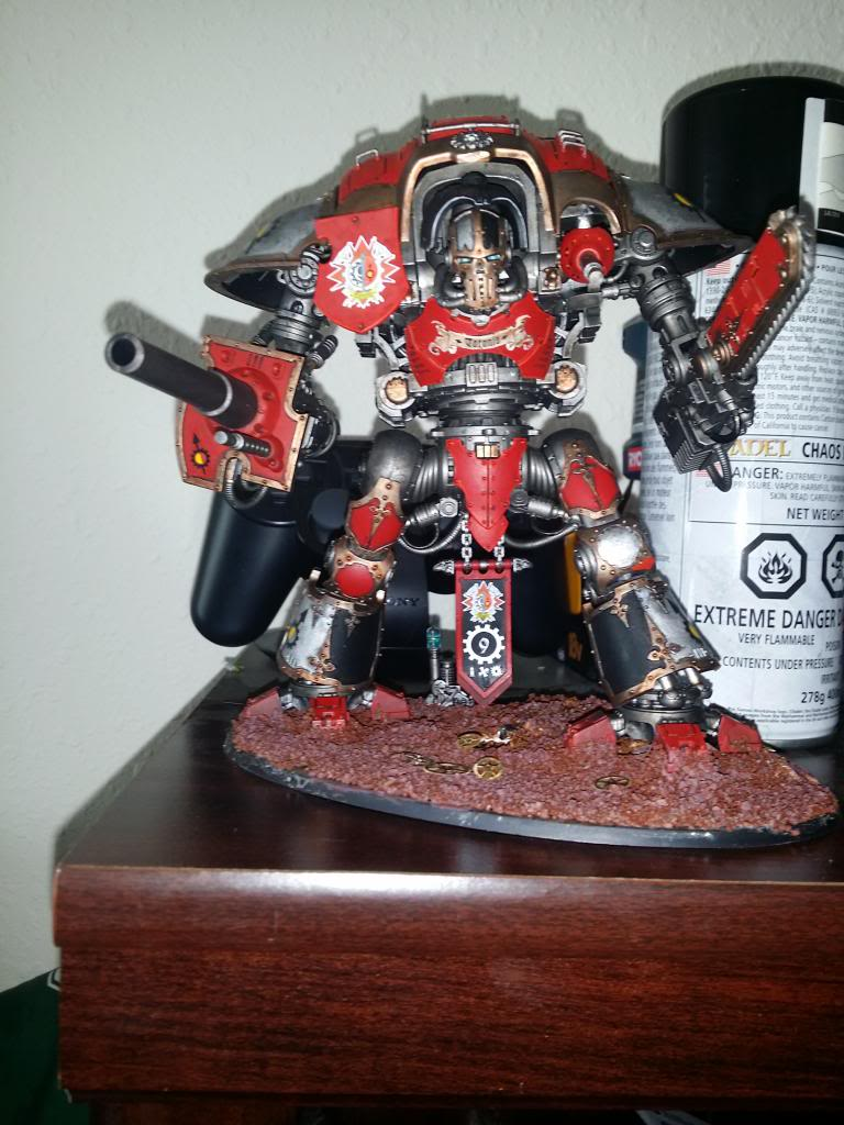 My first Imperial Knight-finished 20140406_094424